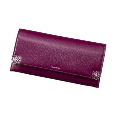 リリー フラップ長財布